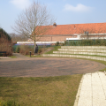 Het Labyrint in de Bijbelse Tuin in Hoofddorp