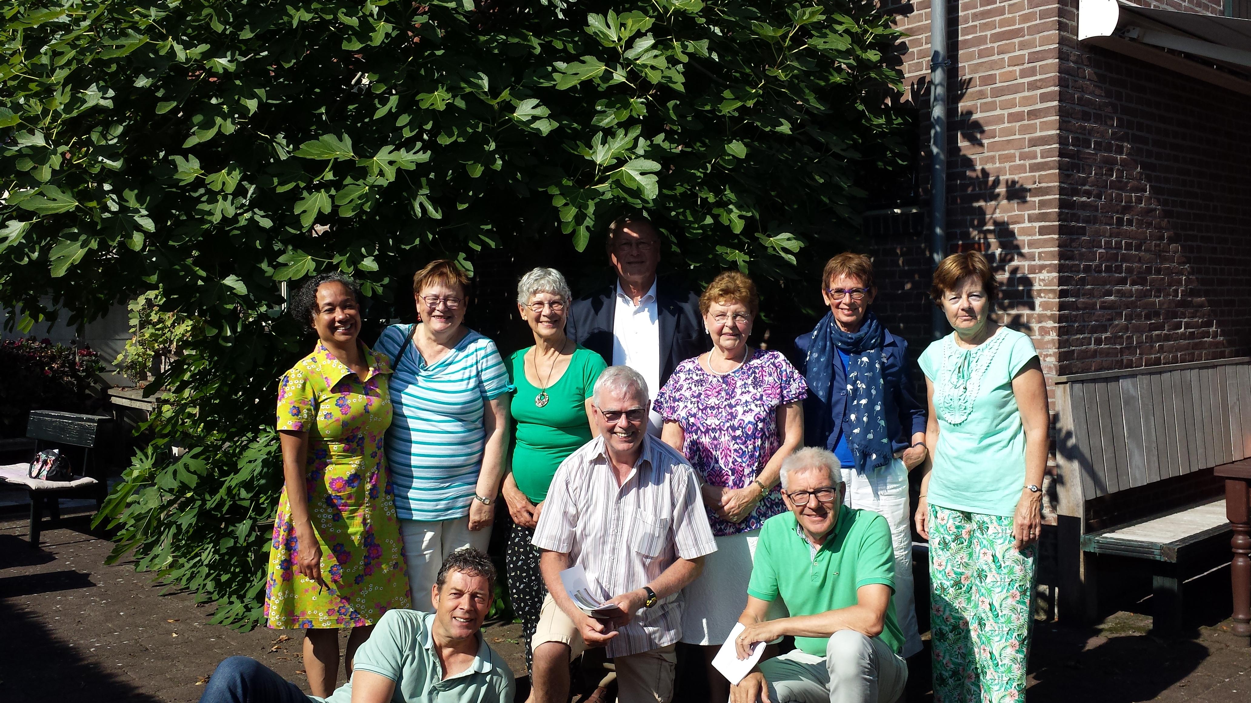 Team Bijbelse Tuin Hoofddorp